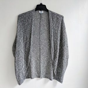 Old Navy batwing sleeve open front cardigan size M
